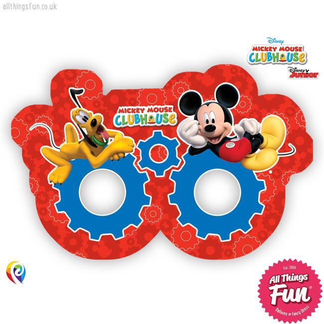 Procos Playful Mickey - Party Masks 6Ct