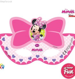 Procos Disney Minnie Mouse - Party Masks 6Ct