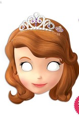 Procos Sofia The First - Party Masks 6Ct