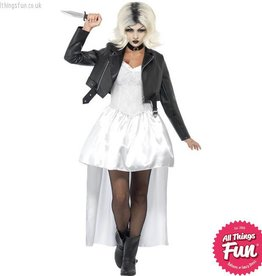 Smiffys Bride of Chucky Costume Medium