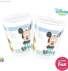 Procos Infant Mickey - Plastic Cups 200Ml