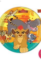 Procos The Lion Guard - Paper Plates (23cm) 8ct