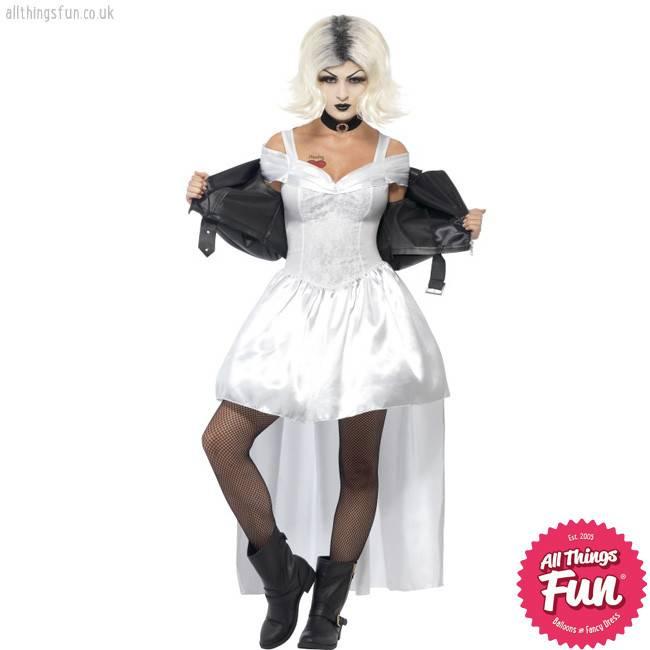 Smiffys Bride of Chucky Costume Medium