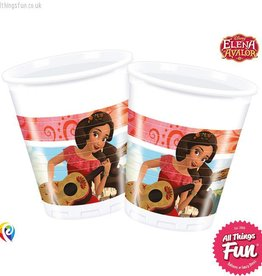 Procos Elena Of Avalor - Party Plastic Cups 8Ct