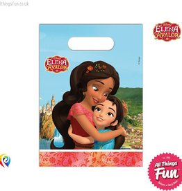 Procos Elena Of Avalor - Party Bags 6Ct