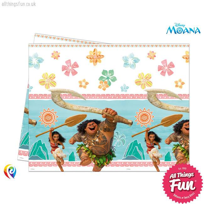 Procos Moana - Party Table Cover 1Ct