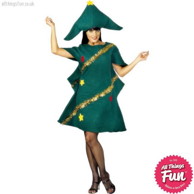 Smiffys Christmas Tree Costume