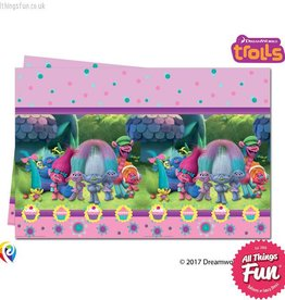 Procos Trolls - Party Table Cover 1Ct