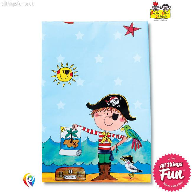 Pioneer Balloon Company Table Cover - Pirate