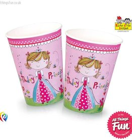 Pioneer Balloon Company Paper Cups - Princess