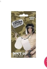Smiffys Dogtags on Chain