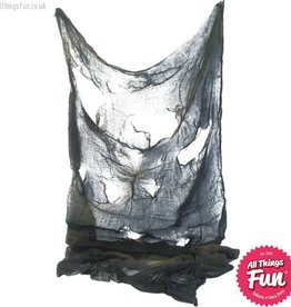 Smiffys *SP* Creepy Cloth Grey 75cm x 180cm