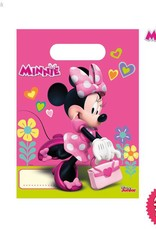 Procos Disney Minnie Mouse - Party Bags 6Ct