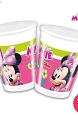 Procos Disney Minnie Mouse - Party Plastic Cups 8Ct