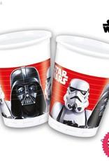 Procos Star Wars - Party Plastic Cups 8Ct