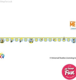 Procos Lovely Minions - Banner 1ct - Happy Birthday
