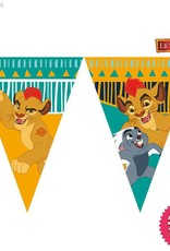 Procos The Lion Guard - Triangle Flag Banner