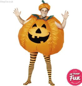 Smiffys *Star Buy* Pumpkin Inflatable Costume