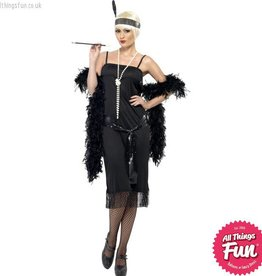 Smiffys Flapper Costume
