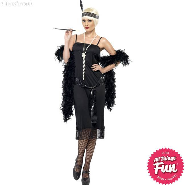 Smiffys Flapper Costume