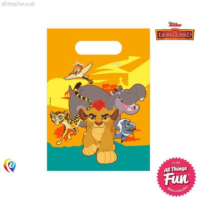 Procos The Lion Guard - Party Bags