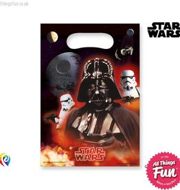 Procos Star Wars - Party Bags 6Ct