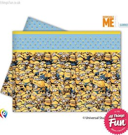 Procos Lovely Minions - Tablecover Plastic