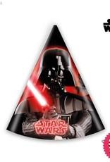 Procos Star Wars - Hats Party 6Ct