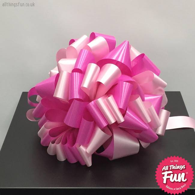Giant Bow - Any Two Colours