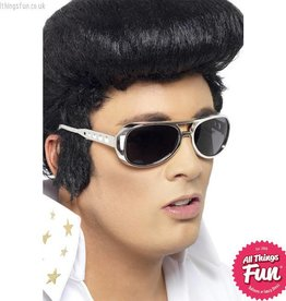 Smiffys Elvis Shades Silver