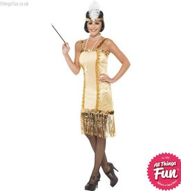 Smiffys Charleston Flapper Costume