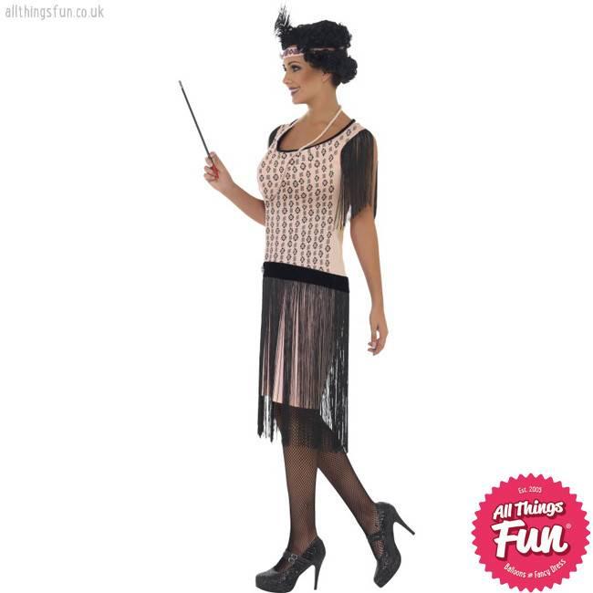 Smiffys 1920's Coco Flapper Costume