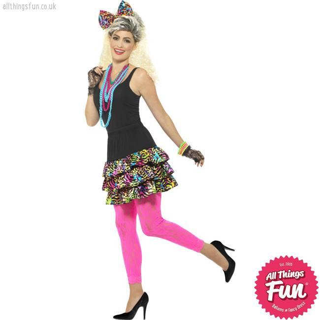 Smiffys *Star Buy* 80's Party Girl Kit
