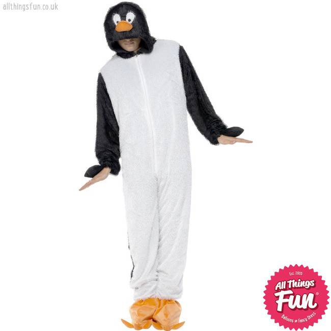 Smiffys *DISC* Adult Penguin Costume
