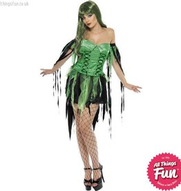 Smiffys *DISC* Naughty Fairy Witch Costume Large