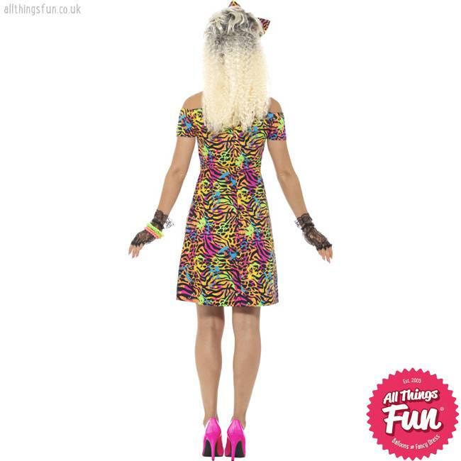 Smiffys 80's Party Animal Costume