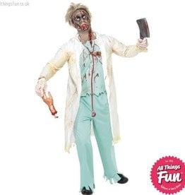 Smiffys Zombie Doctor Costume
