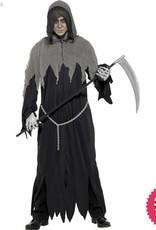 Smiffys Adult Grim Reaper Robe Costume