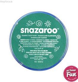 Snazaroo Snazaroo Classic Teal 18ml pot