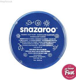 Snazaroo Snazaroo Classic Royal Blue 18ml pot