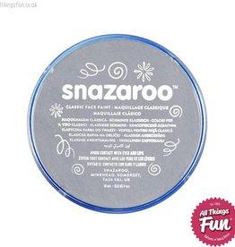 Snazaroo Snazaroo Classic Dark Grey 18ml pot