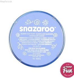 Snazaroo Snazaroo Classic Pale Blue 18ml pot