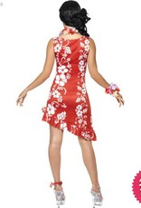 Smiffys Hawaiian Beauty Costume Medium