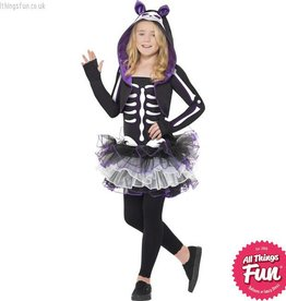 Smiffys Skelly Cat Costume