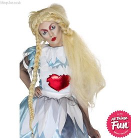 Smiffys *DISC* Alice in Blunderland Wig