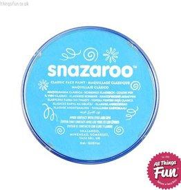 Snazaroo Snazaroo Classic Turquoise 18ml pot