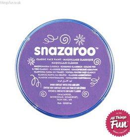 Snazaroo Snazaroo Classic Lilac 18ml pot