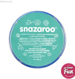 Snazaroo Snazaroo Classic Sea Blue 18ml pot