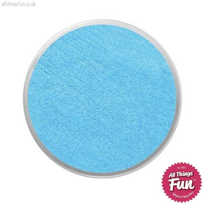 Snazaroo Snazaroo Sparkle Turquoise 18ml pot