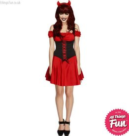 Smiffys Fever Wicked Devil Costume